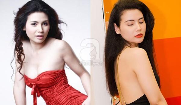 """""""Nghi án"""" diễn viên Quỳnh Hoa cũng theo trào lưu độn cằm 6"""