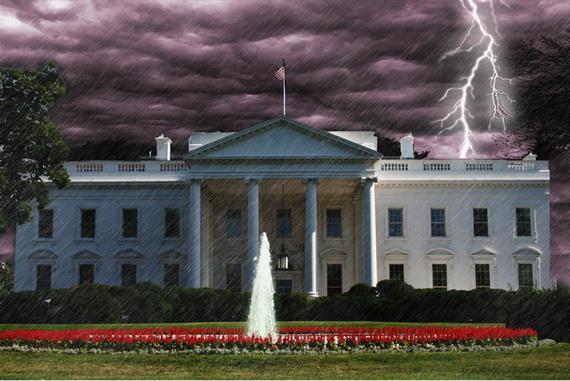 Ám ảnh với những hồn ma tại Nhà Trắng