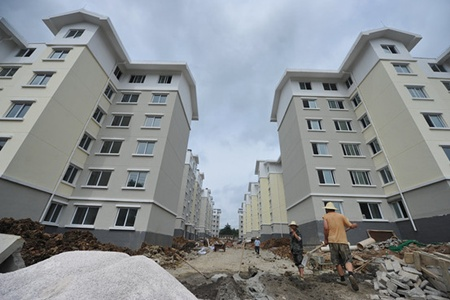 Có nên mua nhà theo 'lời xúi' của bầu Đức?
