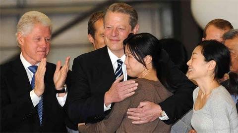 Mỹ, Triều Tiên, Kenneth Bae, án khổ sai, lá bài