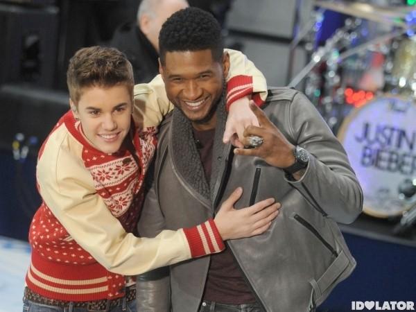 Thầy trò Usher - Justin Beiber bị kiện vì đạo nhạc 1