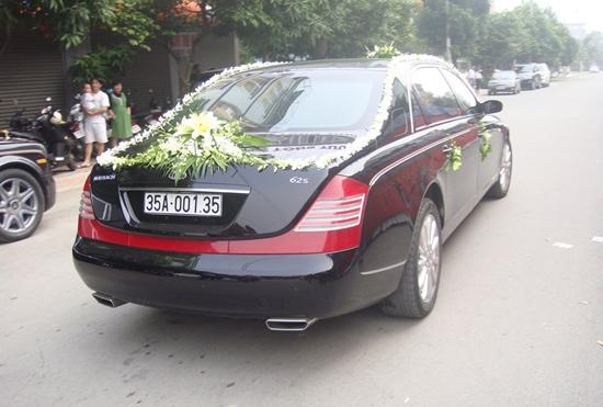 đám cưới, thiếu gia, siêu xe, khủng