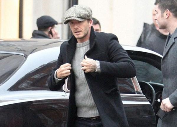 Chiêm ngưỡng bộ sưu tập xe cực khủng của Beckham 3