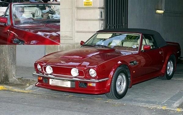 Chiêm ngưỡng bộ sưu tập xe cực khủng của Beckham 5