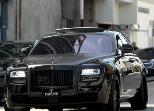 Chiêm ngưỡng bộ sưu tập xe cực khủng của Beckham 6