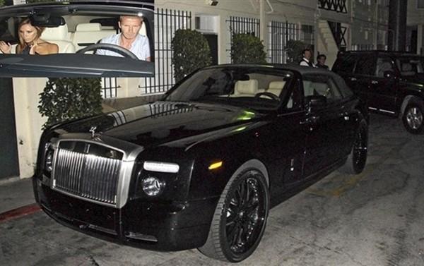 Chiêm ngưỡng bộ sưu tập xe cực khủng của Beckham 15