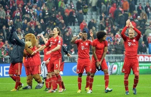 Bayern Munich: Hình mẫu lí tưởng của bóng đá hiện đại 4