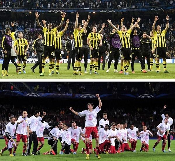 Chung kết Champions League: Cuộc chiến của những nhà tâm lý học 2