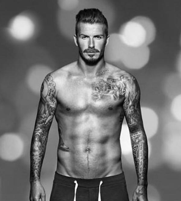 Bạn Victoria thích ngắm… David Beckham mặc nội y 1