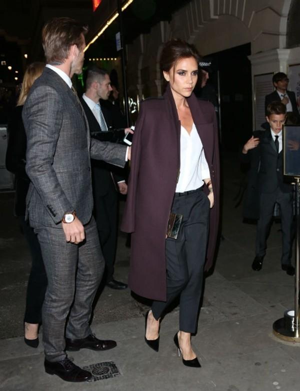 Bạn Victoria thích ngắm… David Beckham mặc nội y 3