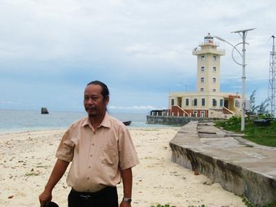 Ông Nguyễn Văn Thu - người dành một phần ba cuộc đời ở Trường Sa