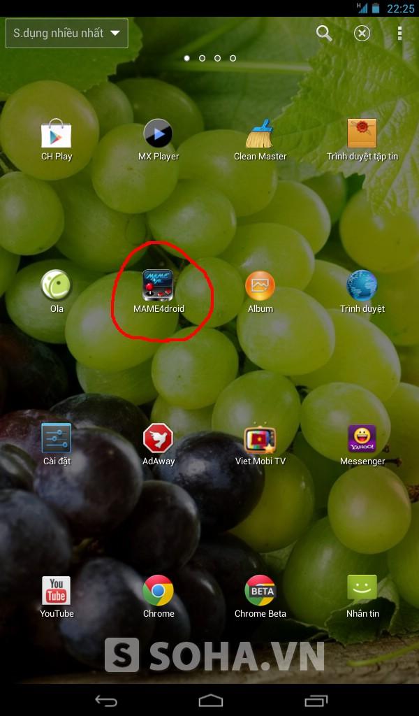 Mang 5 tựa game kinh điển của NEO-GEO lên Android