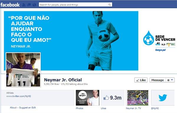 Những điều thú vị về Neymar - bản hợp đồng bom tấn mới của Barcelona 3