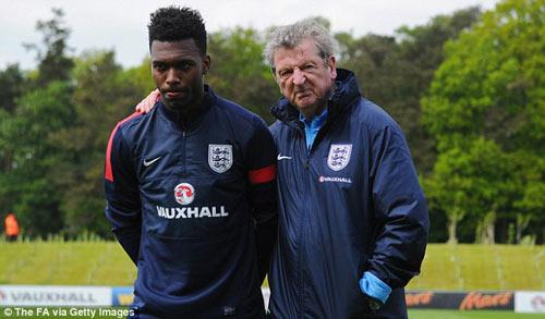 Hodgson tin tưởng Sturridge