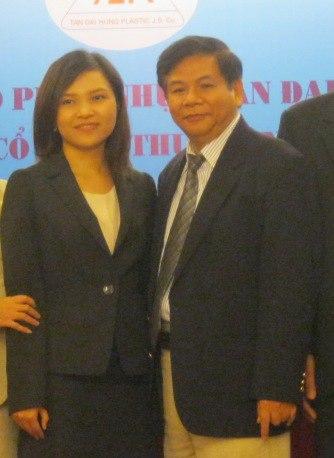 Xinh đẹp, 24 tuổi làm Chủ tịch HĐQT công ty trăm tỷ