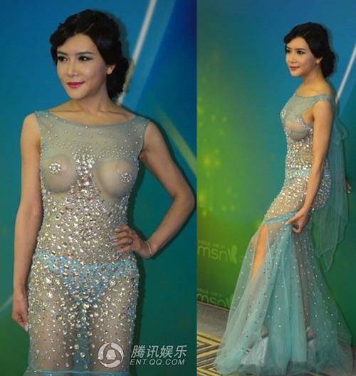 Người đẹp Hoa ngữ mặc như không, Thời trang, sao hoa ngu lo hang, lieu nham, chung le de, lam chi linh, lac co nhi, chung so hong, thoi trang, tin tuc thoi trang