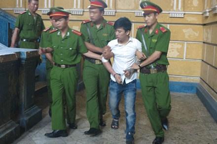 Tử tù và đồng bọn gây náo loạn tại tòa Tối cao