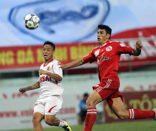 V-League hấp dẫn nhất Đông Nam Á?