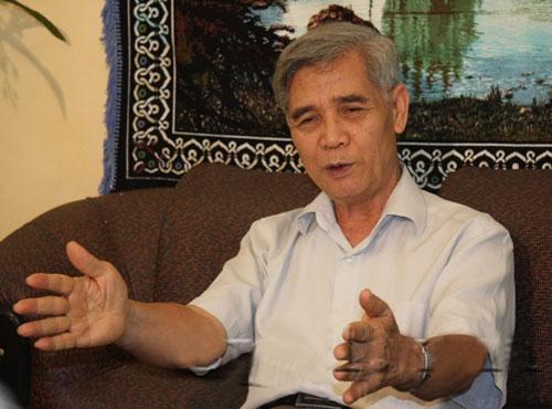 GS Nguyễn Ngọc Lung kể chuyện Global Witness và rừng Việt Nam