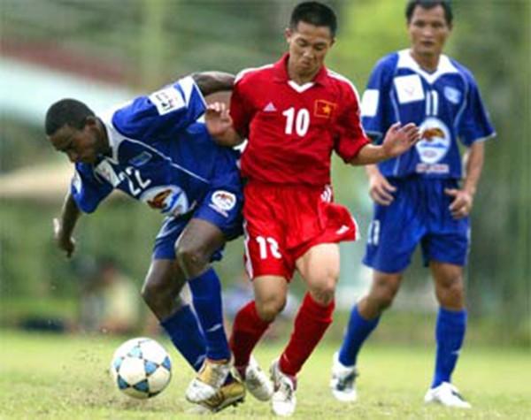 Những cầu thủ Việt kiều thất bại trong lần trở về quê hương 3