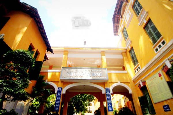 Ngắm ngôi trường cấp 3 đẹp nhất Sài thành