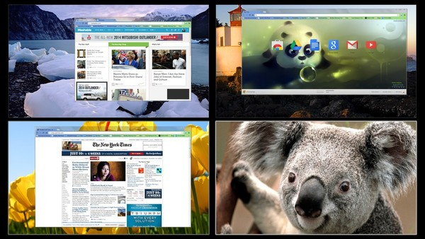 8 gợi ý tùy biến desktop Windows cực hấp dẫn