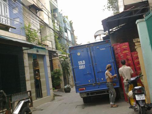 Công nghệ làm giả bia Heineken, Tiger giữa Sài Gòn