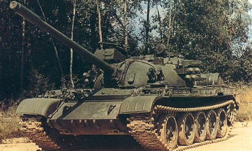 T-55 của quân đội Việt Nam