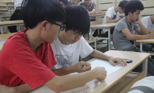 Lớp luyện thi ĐH miễn phí của thủ khoa Kiến trúc