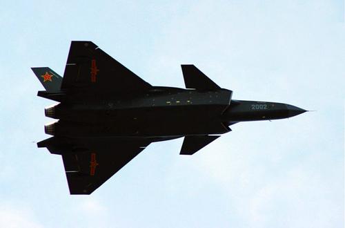 J-20 bay thử trên bầu trời Trung Quốc