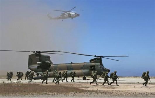 Trung Quốc lạnh gáy trước chiến thuật 'Mỹ đánh chiếm, Nhật chốt giữ'