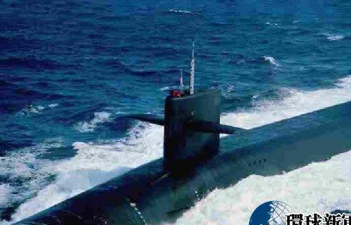 Tàu ngầm lớp Ohio của Mỹ