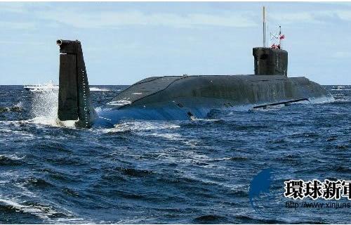 Tàu ngầm hạt nhân lớp Borei của Nga