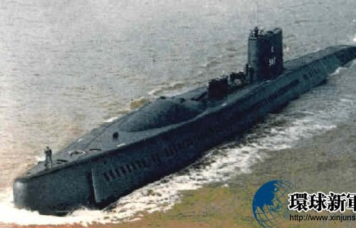 Tàu ngầm lớp Resolution của Anh