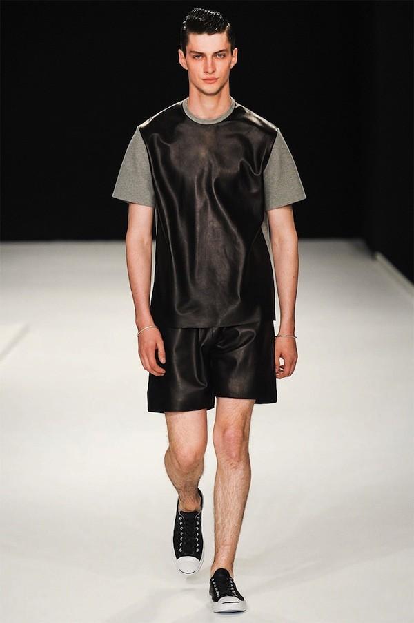 Cập nhật xu hướng ống tay áo tương phản cho hè 2013 2