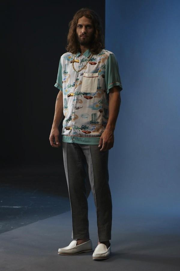 Cập nhật xu hướng ống tay áo tương phản cho hè 2013 9