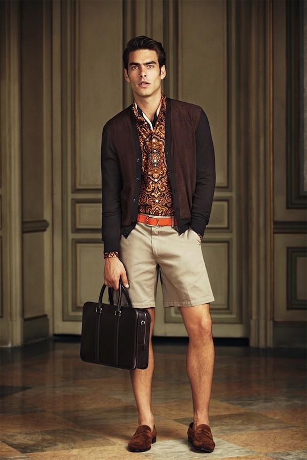 Cập nhật xu hướng ống tay áo tương phản cho hè 2013 12