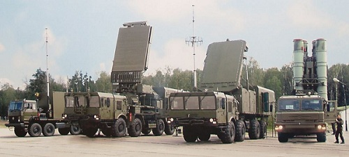 Nga bán S-400 cho Trung Quốc: Mũi tên trúng nhiều đích!