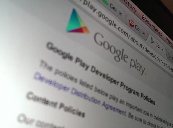 Việc sử dụng Google Play để tải ứng dụng sẽ giúp người dùng tránh được rất nhiều vấn đề rắc rối.