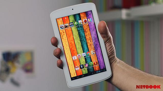 Điểm danh những máy tính bảng Android hấp dẫn giá dưới 4 triệu đồng