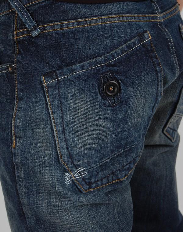 """Từ điển thương hiệu jeans """"chuẩn mực"""" của thế giới 8"""