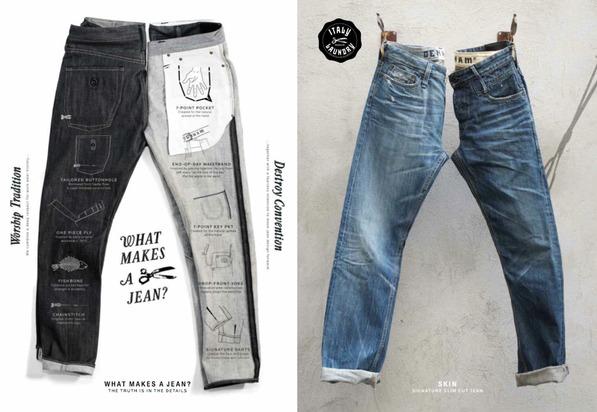 """Từ điển thương hiệu jeans """"chuẩn mực"""" của thế giới 9"""