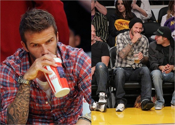 Bí quyết diện jeans của Beckham 11