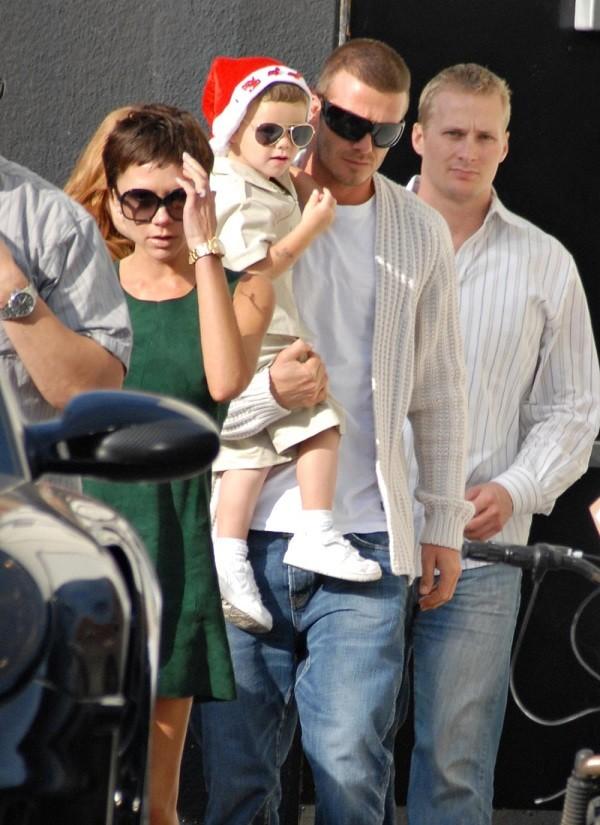 Bí quyết diện jeans của Beckham 16