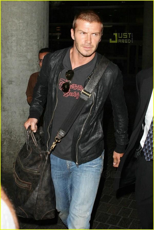 Bí quyết diện jeans của Beckham 19
