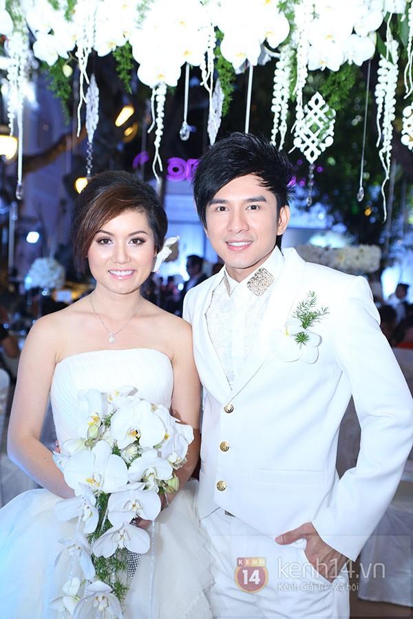 Dàn sao đến dự đám cưới Đan Trường ở Việt Nam 1