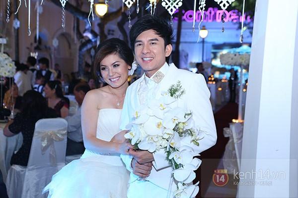 Dàn sao đến dự đám cưới Đan Trường ở Việt Nam 3
