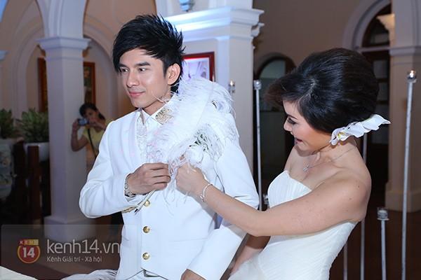 Dàn sao đến dự đám cưới Đan Trường ở Việt Nam 4