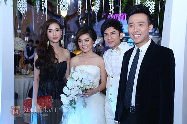 Dàn sao đến dự đám cưới Đan Trường ở Việt Nam 14