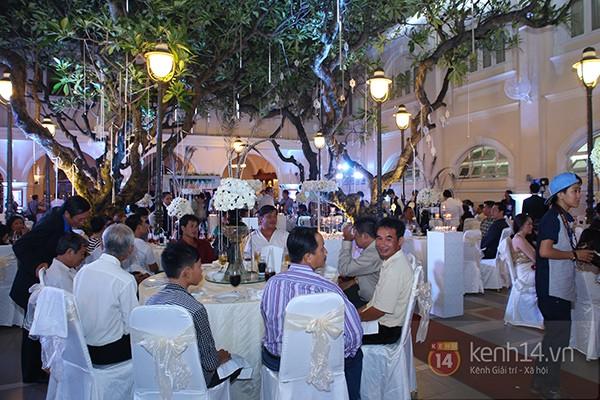 Dàn sao đến dự đám cưới Đan Trường ở Việt Nam 18